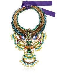 Anita Quansah London | Multicolor Raya Necklace | Lyst