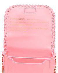 Sophia Webster | Pink Claudie Flamingo Leather Shoulder Bag | Lyst
