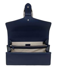 Gucci Multicolor Medium Dionysus Bee Leather Bag