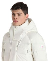Peuterey - White Limit.ed Macon Down Parka For Lvr for Men - Lyst