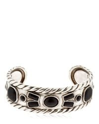 Philippe Audibert - Metallic Rigid Lakota Bracelet for Men - Lyst