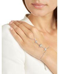 Apm Monaco | Metallic Meteorites Hand Bracelet | Lyst