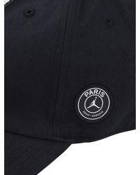 Gorra De Basebaññ De Añgpdçpm Con Banda Nike de hombre de color Black