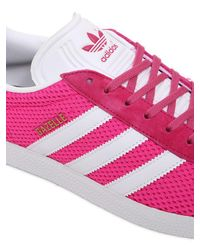 Adidas Pink Gazelle Shoes (trainers)