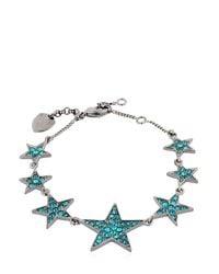 Schield - Blue Little Stars Bracelet - Lyst