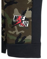 メンズ Nike Jordan Jumpman コットンブレンドハーフパンツ Multicolor