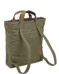 Fjallraven Green 14l Totepack N1 Nylon Backpack