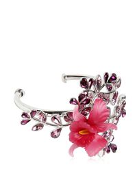 """""""Bracelet """"""""secret Garden"""""""" Avec Cristaux"""" DSquared² en coloris Pink"""