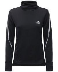 """Maglia """"cold.rdy"""" di Adidas Originals in Black"""