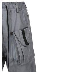 """Shorts Cargo """"nikelab Acg"""" Nike de hombre de color Gray"""