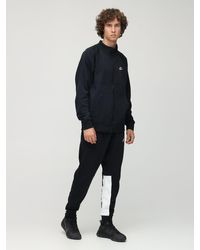 Свитшот Из Хлопка Warm Up Nike для него, цвет: Black