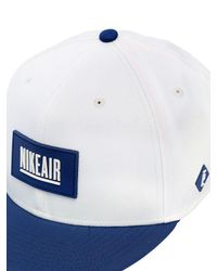 Nike White Pigalle X Lab Hat for men