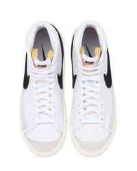 Nike White Blazer Mid 77 Frauen
