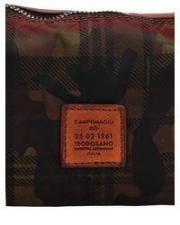 Косметичка Vela Campomaggi для него, цвет: Multicolor