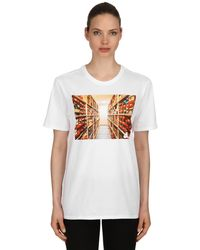 Nike - White Sneaker Collector Cotton Jersey T-shirt - Lyst