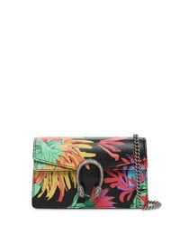 Gucci Super Mini Dionysus ショルダーバッグ Multicolor