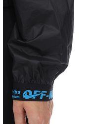 """Giacca """"Off-White Nrg"""" di Nike in Black"""
