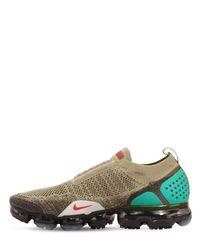 "Baskets ""air vapormax flyknit moc 2"" Nike pour homme en coloris Green"