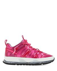 Кроссовки Union Burberry для него, цвет: Pink
