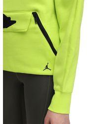 Nike Jordan コットンジャージースウェットフーディ Multicolor