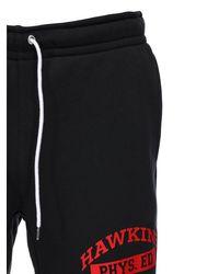 メンズ Nike Stranger Things Nrg Club スウェットパンツ Black