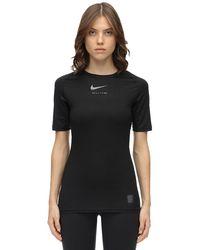 1017 ALYX 9SM Nike Collab ジャージーtシャツ Black