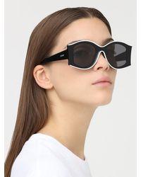 "Loewe Black Sonnenbrille Aus Acetat ""paula's Ibiza Evolution"""