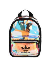 Adidas Originals クリアバックパック Multicolor