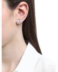 Apm Monaco - Metallic Double Meteorites Stud Earrings - Lyst
