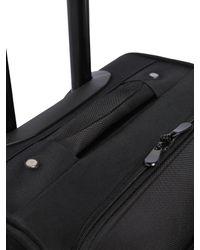 EA7 - Black Travel Carry-on Suitcase for Men - Lyst