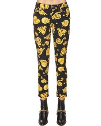 Versace Jeans コットンデニムジーンズ Multicolor