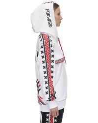 "Puma Select White Hoodie ""puma X Jahnkoy"""