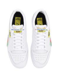 Puma Select White Ralph Sampson Chinatown Market Sneakers for men