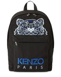 KENZO Tiger バックパック Black