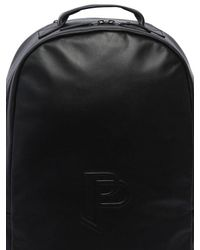 Adidas Originals - Black Paul Pogba Leather Backpack for Men - Lyst