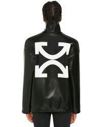 Куртка Анорак Off-White c/o Virgil Abloh, цвет: Black
