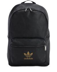Adidas Originals ナイロンバックパック Black