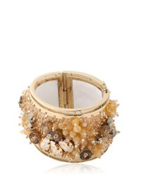 Heaven Tanudiredja - Metallic Limited Edition Cuff Bracelet - Lyst