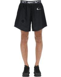 Nike Off-white M Nrg Ru Shorts in Black für Herren