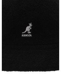 メンズ Kangol Bermuda カジュアルバケットハット Black