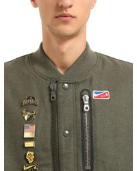 Nike Green Lab Riccardo Tisci Wool Blend Jacket for men