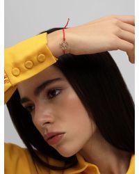 Yvonne Léon Red Lvr Exclusive Lady Bug Bracelet