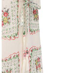 Tory Burch コットンボイルドレス White