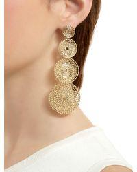Rosantica | Metallic Soffio Spiral Earrings | Lyst