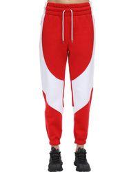 Nike Jordan Psg コットンシャージースウェットパンツ Red