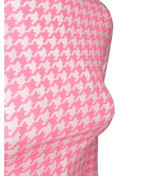 Balenciaga ストレッチジャージートップ Pink