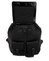 Tory Burch - Black Tilda Nylon Backpack - - Lyst