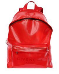 メンズ Givenchy バックパック Red