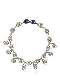 Virzi+de Luca - Metallic Blink Pendant Necklace - Lyst