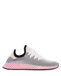 Adidas Originals Multicolor Deerupt Ultra Lightweight Sneakers